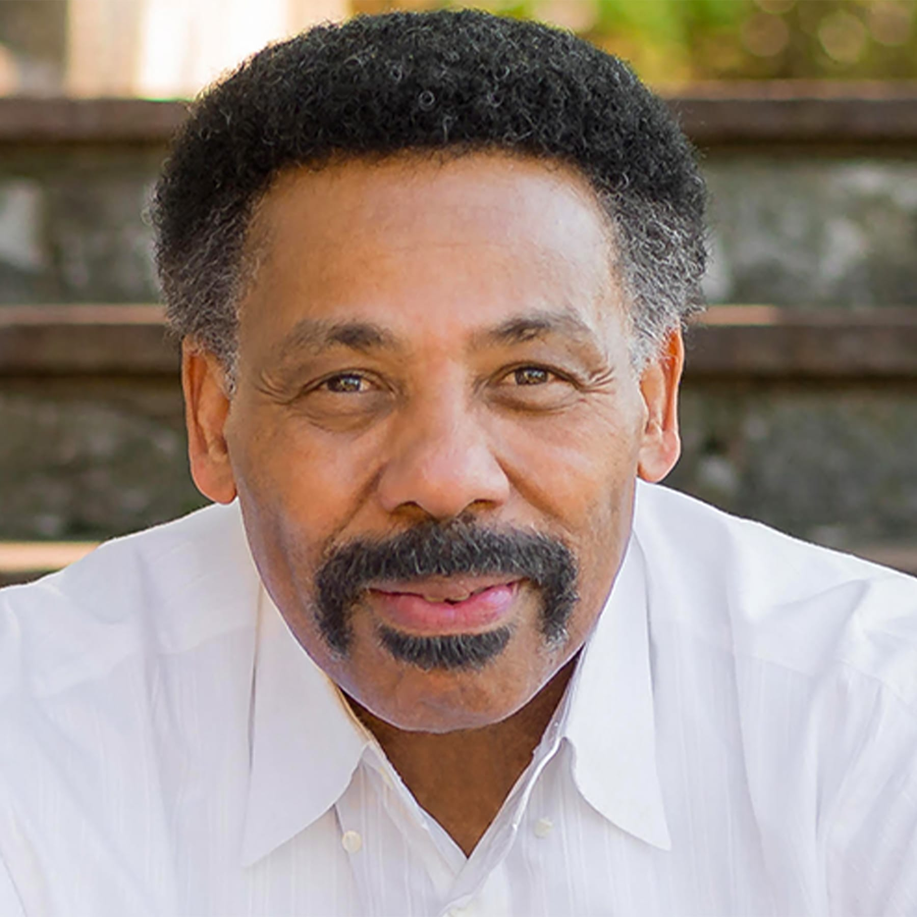 TONY EVANS: THE ALTERNATIVE